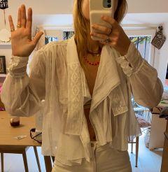 Summer Lace Blouse