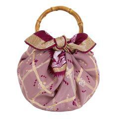 Sari Dumpling ~ Purple